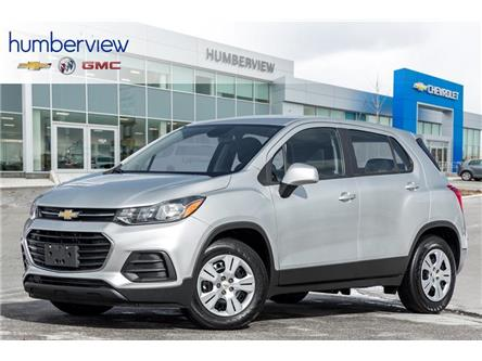 2018 Chevrolet Trax LS (Stk: 21TX001A) in Toronto - Image 1 of 19