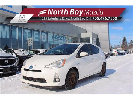 2013 Toyota Prius C Technology (Stk: 2199A) in North Bay - Image 1 of 21