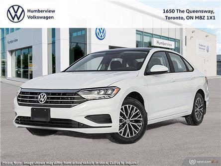 2021 Volkswagen Jetta Comfortline (Stk: 98350) in Toronto - Image 1 of 23