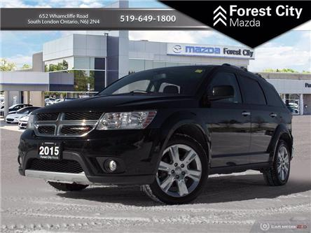2015 Dodge Journey R/T (Stk: ME0043A) in Sudbury - Image 1 of 28