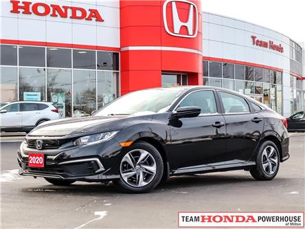 2020 Honda Civic LX (Stk: 3750) in Milton - Image 1 of 30