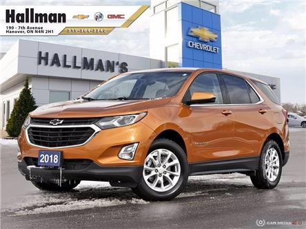 2018 Chevrolet Equinox 1LT (Stk: P1728) in Hanover - Image 1 of 28