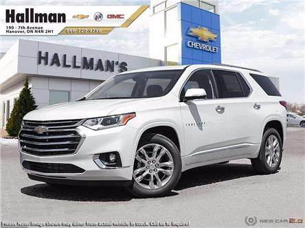 2021 Chevrolet Traverse High Country (Stk: 21087) in Hanover - Image 1 of 23