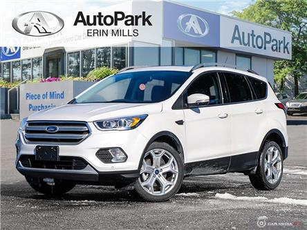 2018 Ford Escape Titanium (Stk: 96396AP) in Mississauga - Image 1 of 28