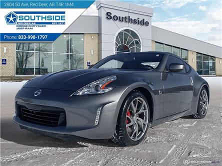 2014 Nissan 370Z Touring (Stk: WD2063B) in Red Deer - Image 1 of 24