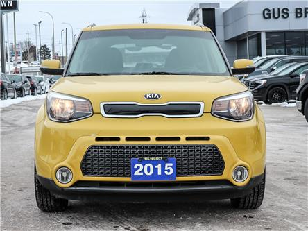 2015 Kia Soul EX+ (Stk: 7226288P) in WHITBY - Image 1 of 25