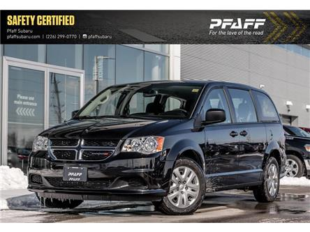 2019 Dodge Grand Caravan CVP/SXT (Stk: SU0336) in Guelph - Image 1 of 18