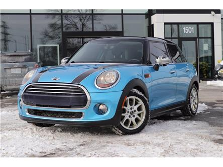 2016 MINI 5 Door Cooper (Stk: 4033A) in Ottawa - Image 1 of 27