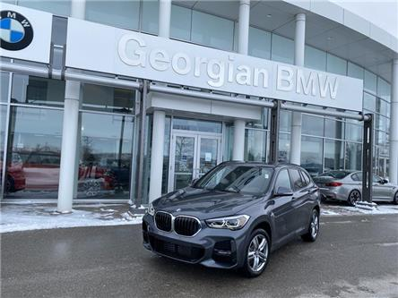 2021 BMW X1 xDrive28i (Stk: B21079) in Barrie - Image 1 of 8