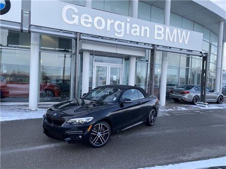 2021 BMW 230i xDrive (Stk: B21096) in Barrie - Image 1 of 9