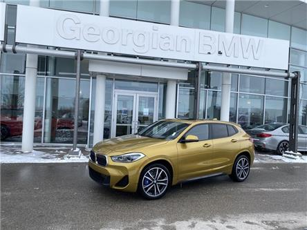 2021 BMW X2 xDrive28i (Stk: B21118) in Barrie - Image 1 of 10