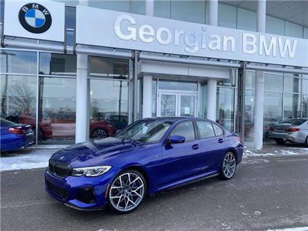 2021 BMW M340i xDrive (Stk: B21119) in Barrie - Image 1 of 11