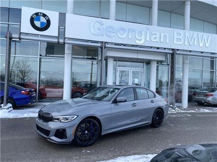 2021 BMW M340i xDrive (Stk: B21122) in Barrie - Image 1 of 8