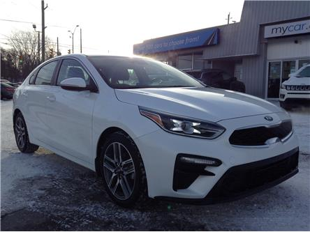 2020 Kia Forte EX+ (Stk: 210031) in Kingston - Image 1 of 24