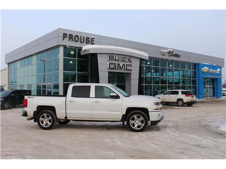 2018 Chevrolet Silverado 1500  (Stk: 7222-21A) in Sault Ste. Marie - Image 1 of 13