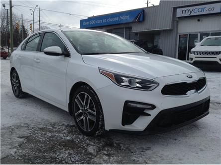 2020 Kia Forte EX+ (Stk: 210039) in Kingston - Image 1 of 26