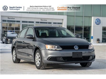 2014 Volkswagen Jetta 2.0L Trendline+ (Stk: U6658A) in Calgary - Image 1 of 33