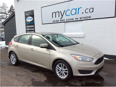 2017 Ford Focus SE (Stk: 210076) in Ottawa - Image 1 of 21