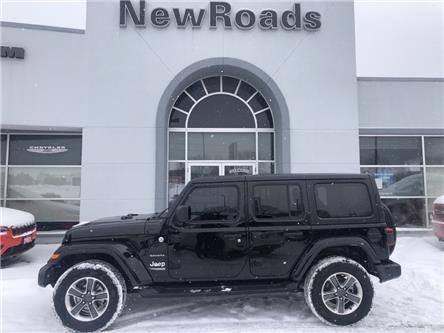 2020 Jeep Wrangler Unlimited Sahara (Stk: 25318T) in Newmarket - Image 1 of 16