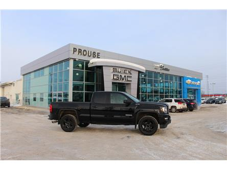 2019 GMC Sierra 1500 Limited Base (Stk: 11496) in Sault Ste. Marie - Image 1 of 13