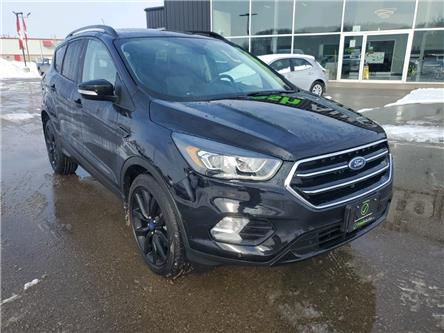 2019 Ford Escape Titanium (Stk: 5898 Ingersoll) in Ingersoll - Image 1 of 29