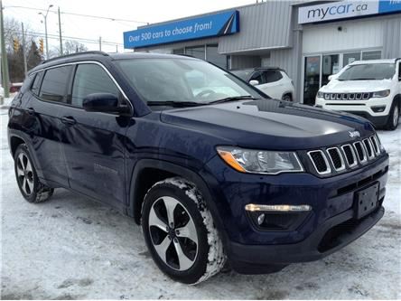 2018 Jeep Compass North (Stk: 210071) in Kingston - Image 1 of 25