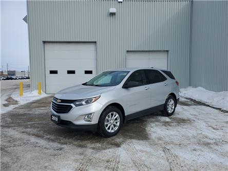 2019 Chevrolet Equinox LS (Stk: P3432) in Timmins - Image 1 of 10