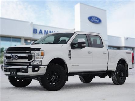 2020 Ford F-350 XLT (Stk: T210030A) in Dawson Creek - Image 1 of 17