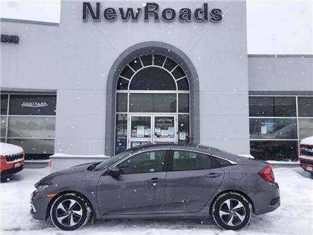 2020 Honda Civic LX (Stk: 25322T) in Newmarket - Image 1 of 15