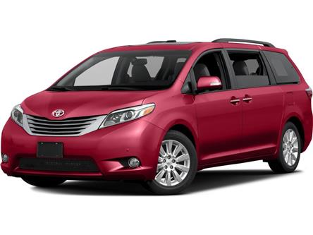 2017 Toyota Sienna Limited 7-Passenger (Stk: P21008A) in Sault Ste. Marie - Image 1 of 8