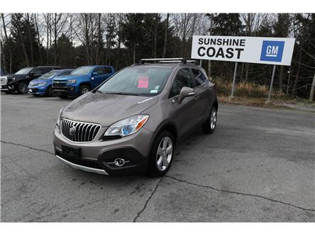 2015 Buick Encore Leather (Stk: EL102025A) in Sechelt - Image 1 of 15