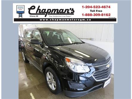 2016 Chevrolet Equinox LS (Stk: 21-086A) in KILLARNEY - Image 1 of 30