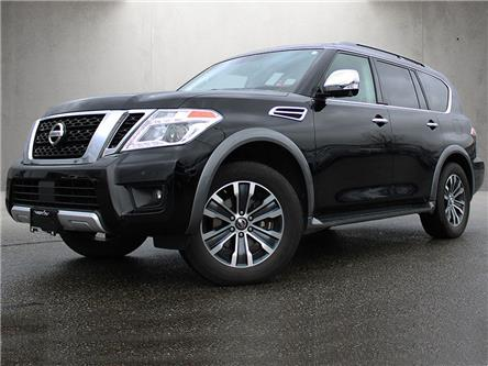 2018 Nissan Armada SL (Stk: N21-0009P) in Chilliwack - Image 1 of 18