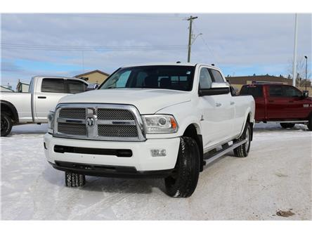 2014 RAM 3500 Longhorn (Stk: MP006) in Rocky Mountain House - Image 1 of 28