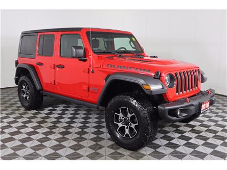 2018 Jeep Wrangler Unlimited Rubicon (Stk: DP20-182) in Huntsville - Image 1 of 30