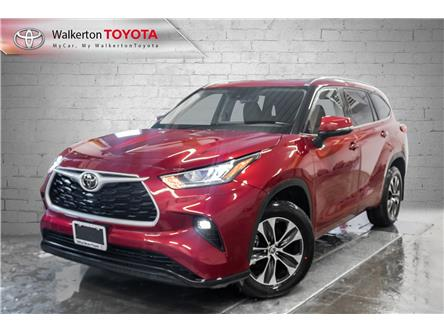 2020 Toyota Highlander XLE (Stk: 20486) in Walkerton - Image 1 of 20