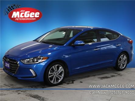 2018 Hyundai Elantra LE (Stk: 21297A) in Peterborough - Image 1 of 19