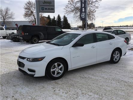 2018 Chevrolet Malibu 1LS (Stk: PW0673) in Devon - Image 1 of 9