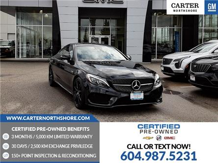 2018 Mercedes-Benz AMG C 43 Base (Stk: 975120) in North Vancouver - Image 1 of 30