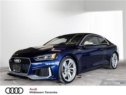 2018 Audi RS 5 2.9 (Stk: A10030A) in Toronto - Image 1 of 25