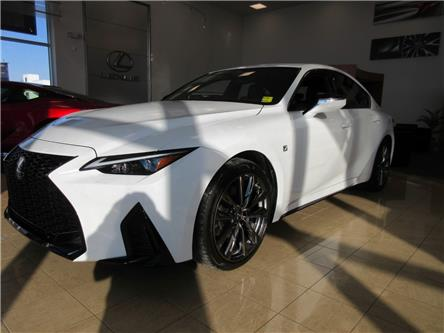 2021 Lexus IS 300 Base (Stk: 218008) in Regina - Image 1 of 29