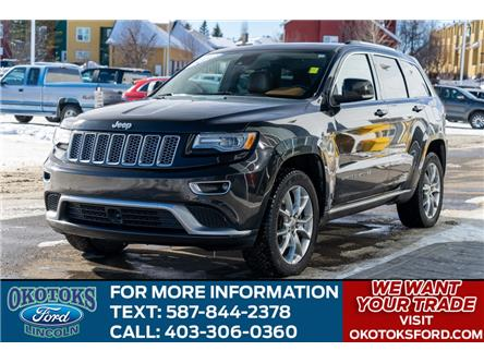 2015 Jeep Grand Cherokee Summit (Stk: B84071A) in Okotoks - Image 1 of 26