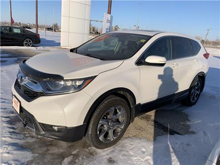 2019 Honda CR-V EX-L (Stk: H1786) in Steinbach - Image 1 of 2