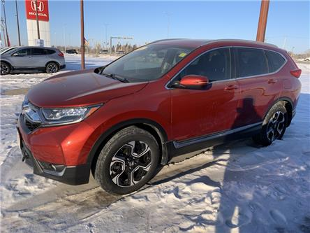2017 Honda CR-V Touring (Stk: H1804) in Steinbach - Image 1 of 5