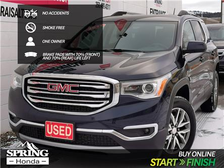 2017 GMC Acadia SLE-2 (Stk: H501311A) in North Cranbrook - Image 1 of 18