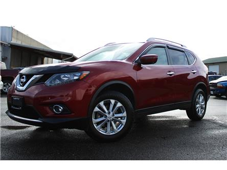 2016 Nissan Rogue SV (Stk: N215-0721B) in Chilliwack - Image 1 of 15