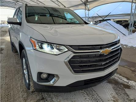 2021 Chevrolet Traverse LT Cloth (Stk: 189045) in AIRDRIE - Image 1 of 29