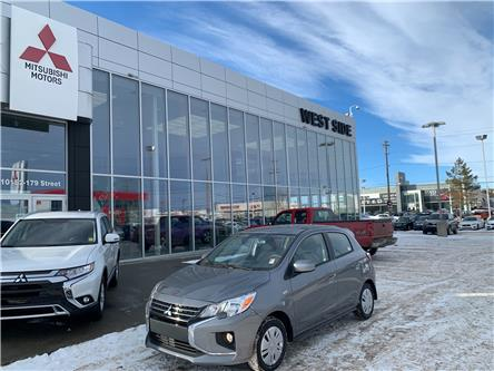 2021 Mitsubishi Mirage ES (Stk: M21026) in Edmonton - Image 1 of 22