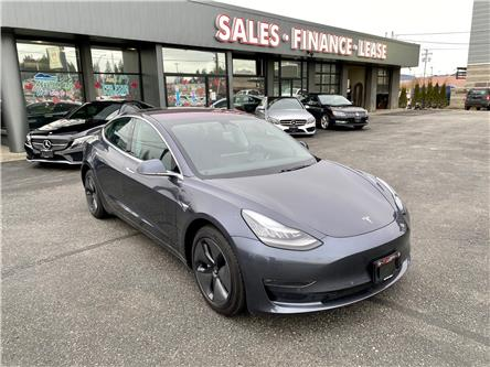 2019 Tesla Model 3 Long Range (Stk: 19-205776A) in Abbotsford - Image 1 of 13