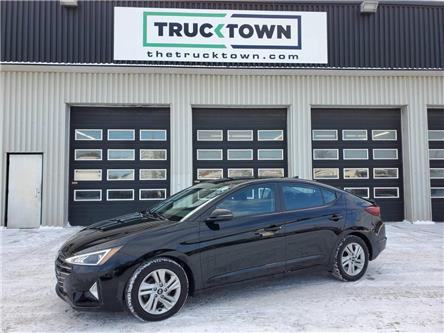 2020 Hyundai Elantra Preferred w/Sun & Safety Package (Stk: T0106) in Smiths Falls - Image 1 of 22